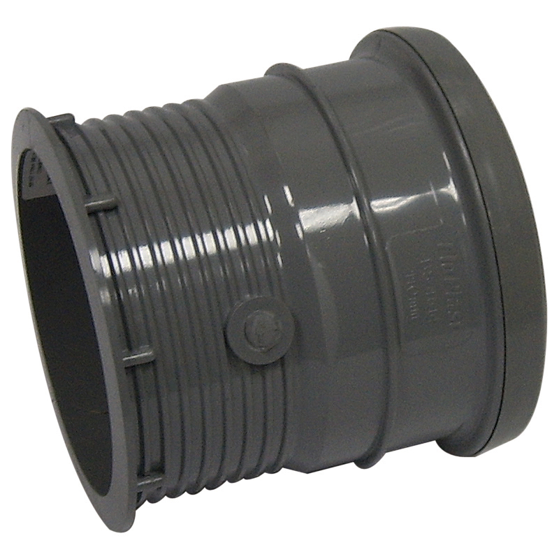 FloPlast 110mm Soil Drain Connector