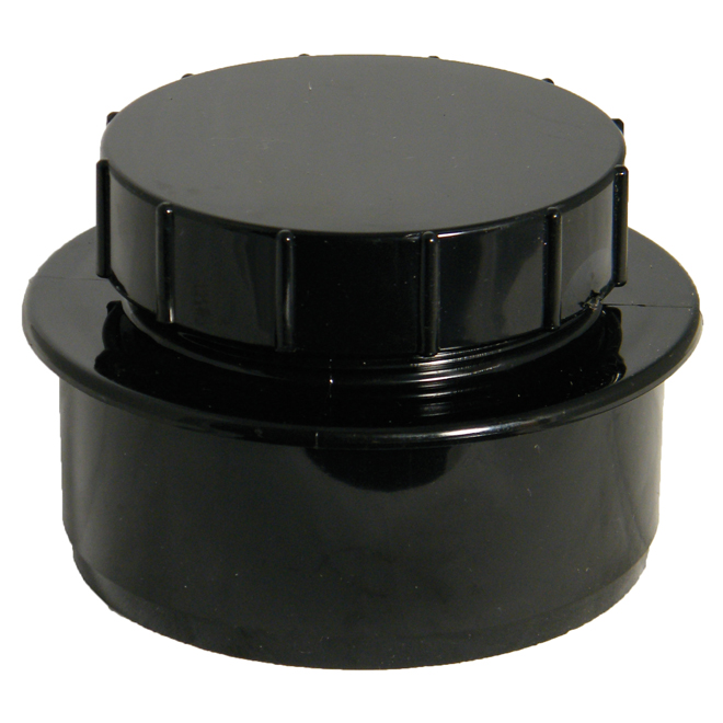 FloPlast 110mm Soil Screwed Access Cap